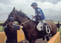 All Too Huiying wins again for Gary Moore