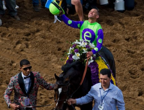 FOURTH BREEDERS' CUP FOR MORE THAN READY