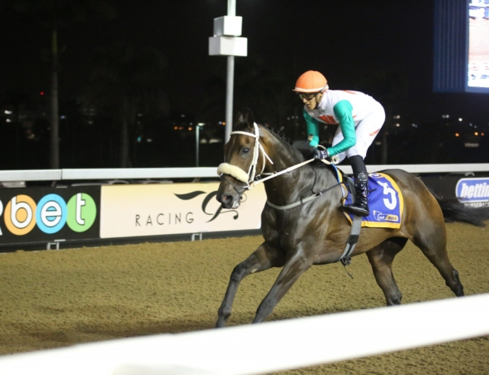 ALL TOO HARD FILLY FORWARD TO GR.1