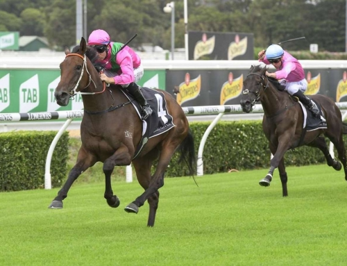 AMANGIRI ON A ROLL FOR AUSTRALIAN OAKS
