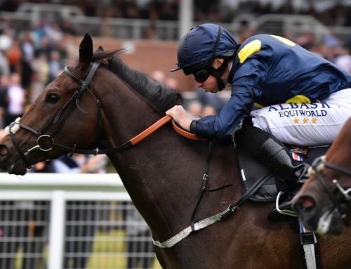 NASAIYM LAUNCHES GR.1 CAMPAIGN AT NEWBURY