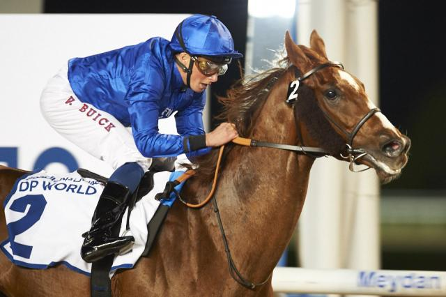 More Than Ready runner Boynton at Meydan