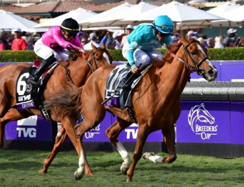 UNI WINS ECLIPSE AWARD FOR MORE THAN READY
