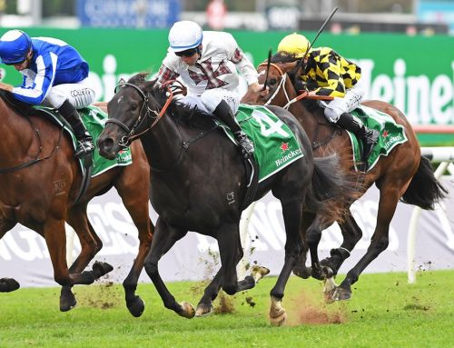 HEADWATER FILLY SET FOR PRINCESS SERIES