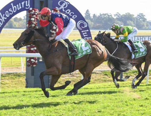 CROWNING VICTORY FOR SWEET DEAL